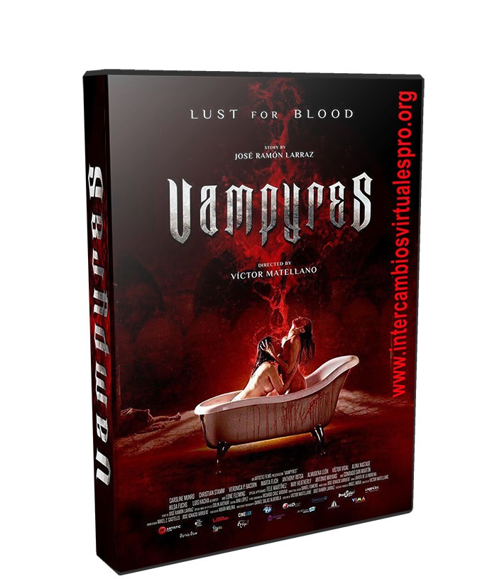 Vampyres poster box cover