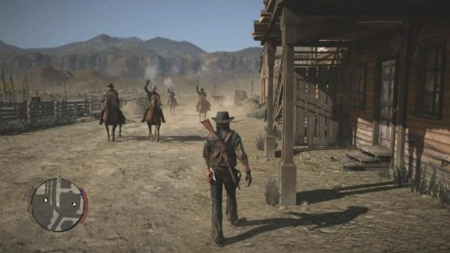 Red Dead Redemption GOTY (EUR) [BLES01294] PS3 ISO