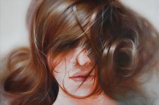 cuadros-realistas-rostros-de-mujeres rostros-chicas-pinturas