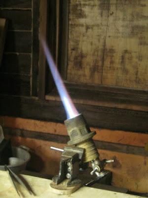 среднее пламя