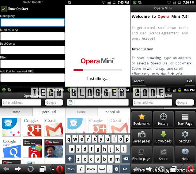 opera mini app