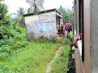 Hyndford railway halt, Sri Lanka