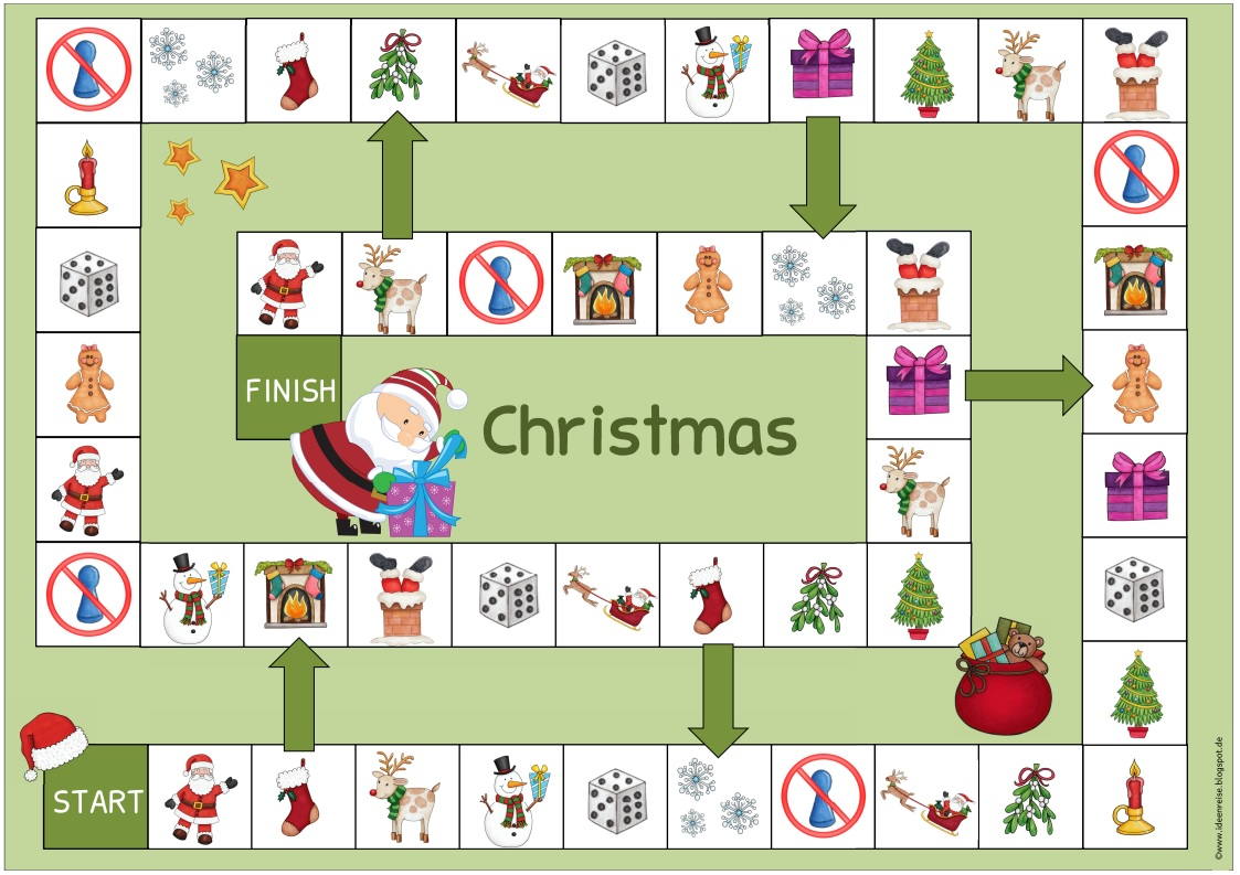 Spiel Weihnachten