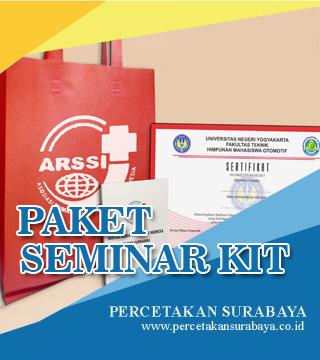 Cetak Seminar Kit