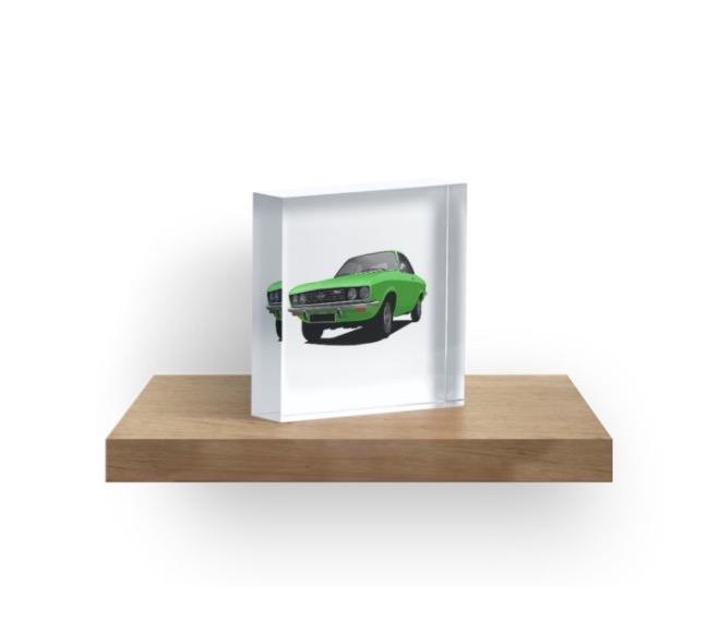 Opel Manta decor for Opel fans