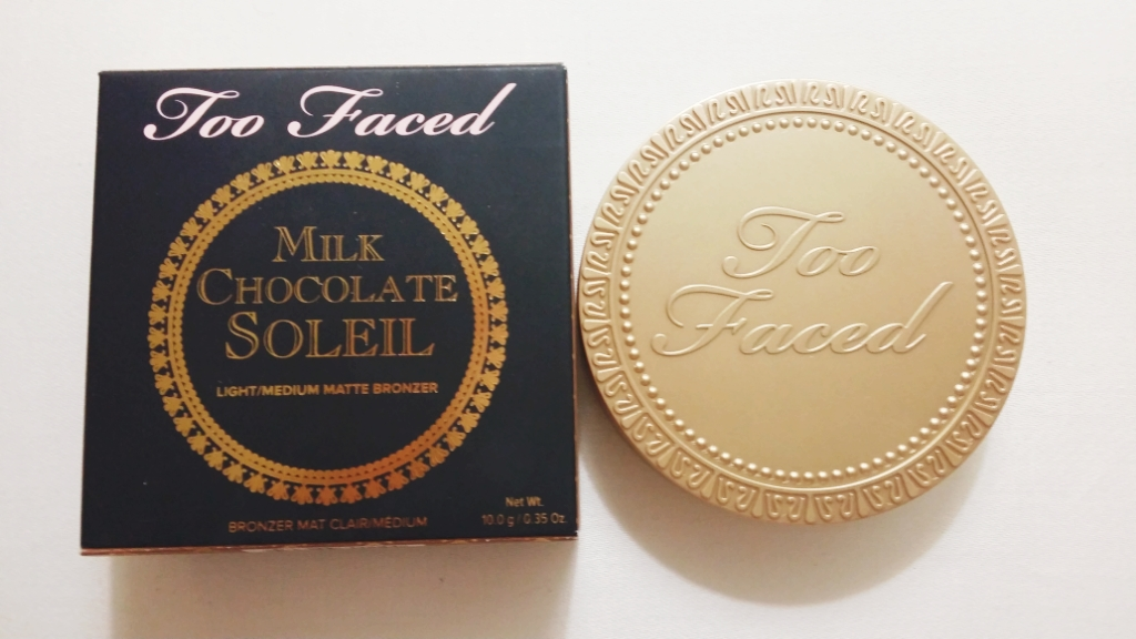 Ami S Magic Box Review Too Faced Milk Chocolate Soleil