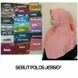 jilbab murah jersey
