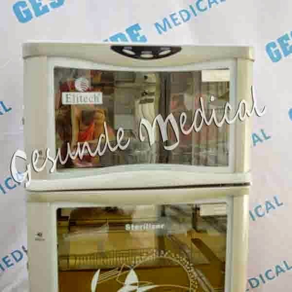 harga lemari alat sterilisasi elitech