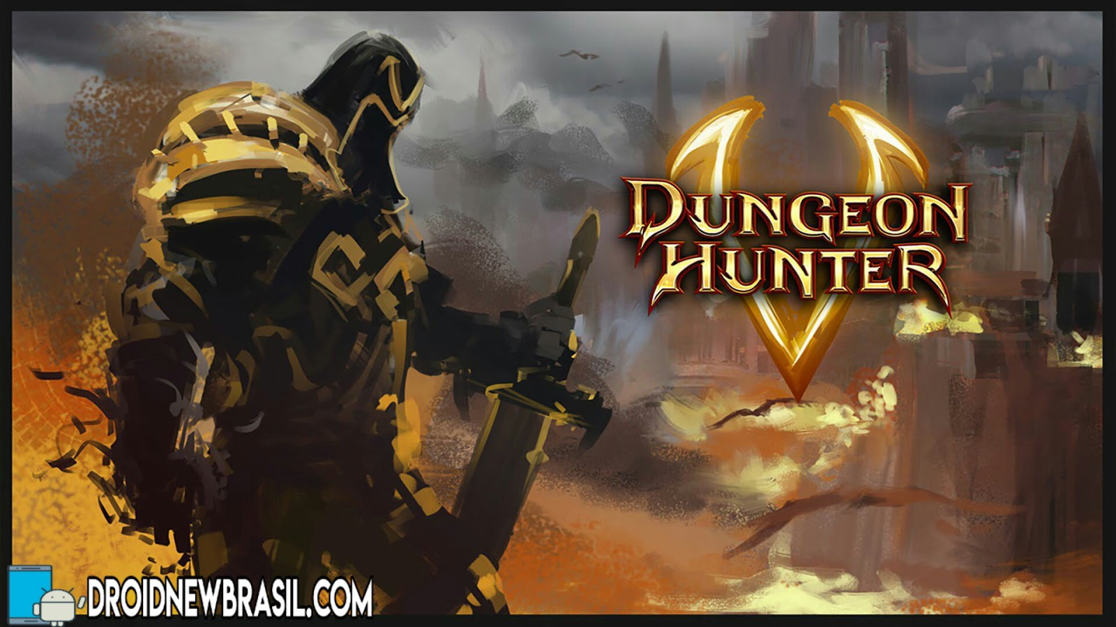 Dungeon Hunter 5 v3.5.0h Apk – OBB