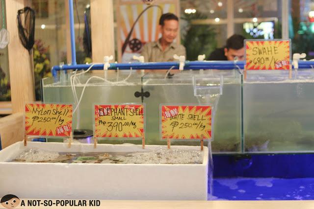 Ichiba Seafood Market