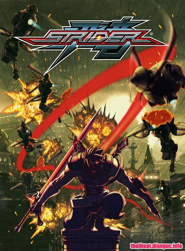 Download Game STRIDER RELOADED Fshare