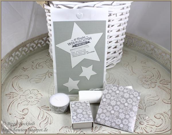 15 minuten weihnachten mit stern birgit 39 s blog. Black Bedroom Furniture Sets. Home Design Ideas