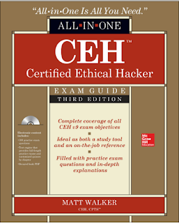 Livro CEH Certified Ethical Hacker All-in-One Exam Guide 3rd Edition