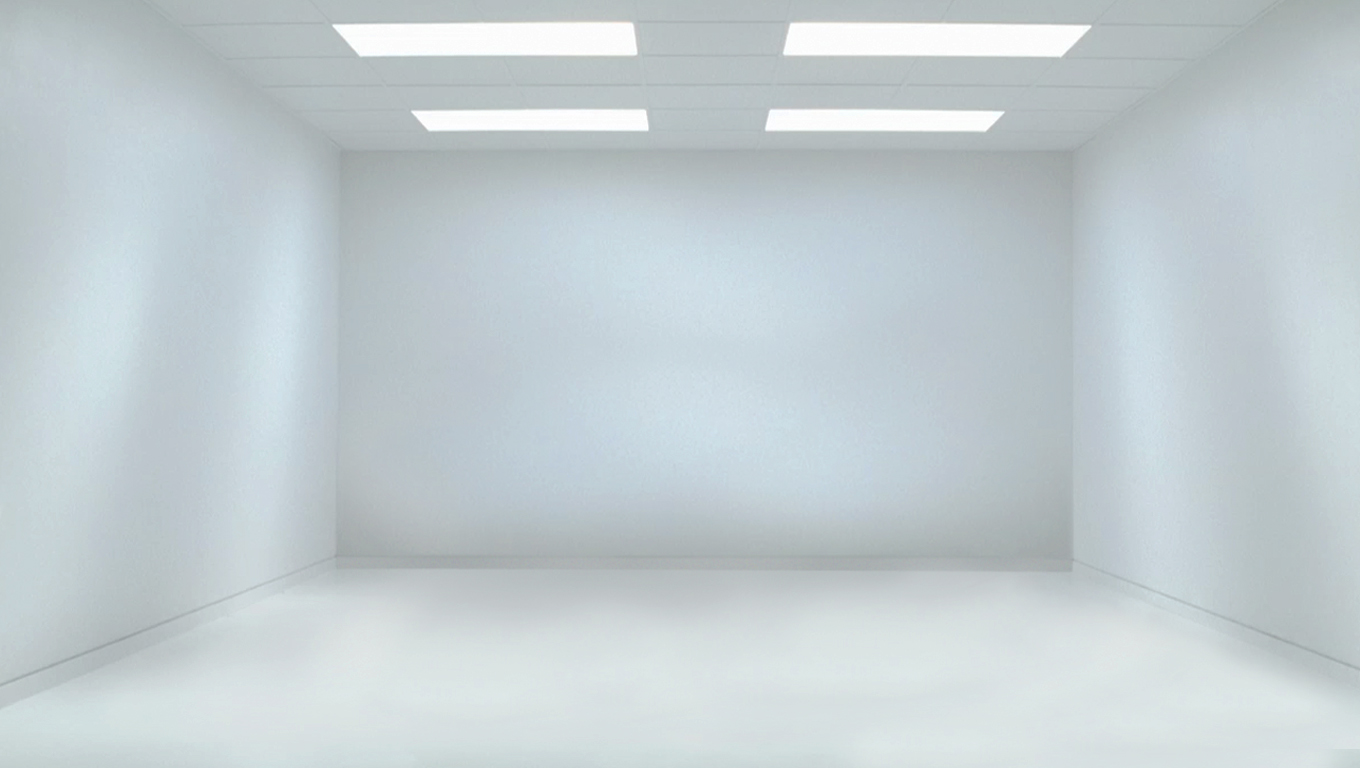 Do You Ever Think of These Things?: Empty room