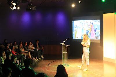 Enredando en arte y moda, Erika Gómez