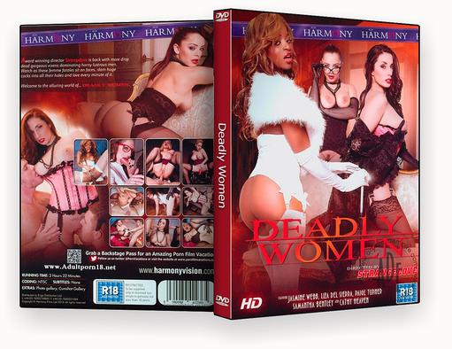 Deadly Women xxx 2018 – ISO – CAPA DVD