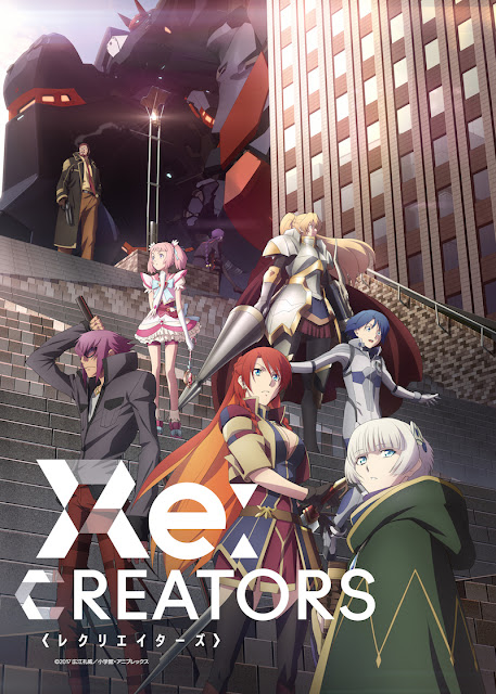 Review Anime: Re Creators