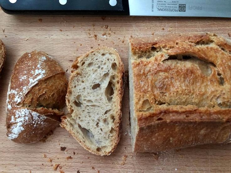 Pan de centeno y cerveza
