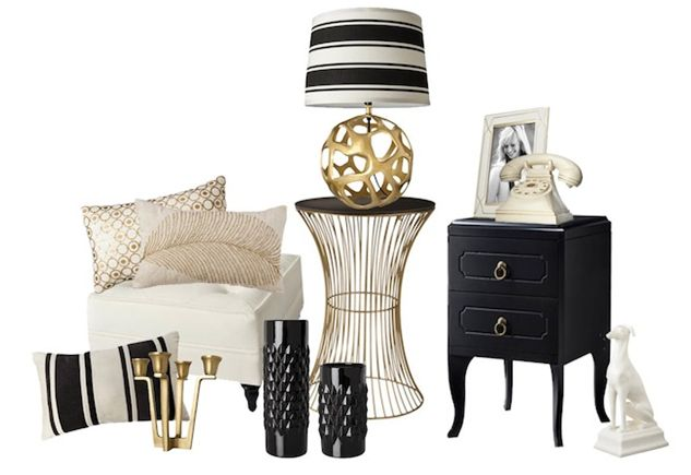 target home glam collection