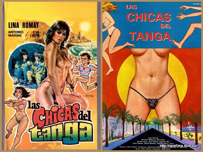 Девичьи стринги / Las chicas del tanga \ The Girls in Thong. 1987.