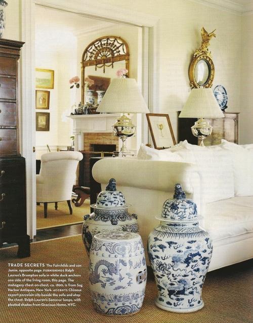 Pretty Porcelain Ellegant Home Design