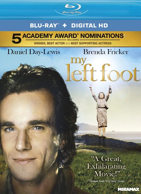 My Left Foot Irish Movie Review (1989)