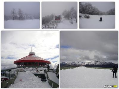 Cerro Otto - Confeitaria giratória - Bariloche - AR