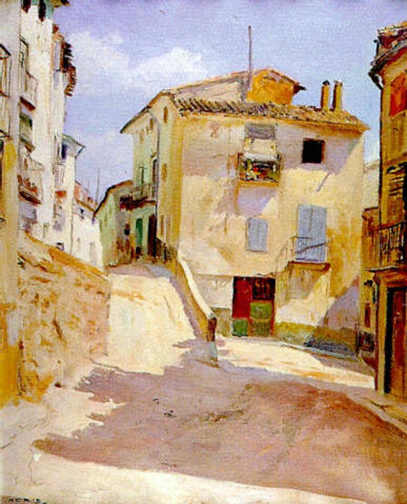 Mallorca en Pintura Miquel Gispert Vila 1899  1974