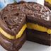 Receita bolo de chocolate com creme de maracujá