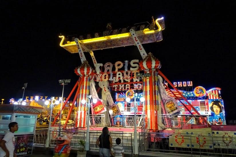 O que fazer em Caldas Novas e Rio Quente - Parque de diversões