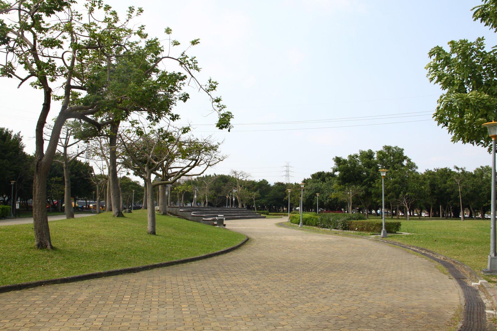 謝寶幸福窩: [臺北士林]美崙公園