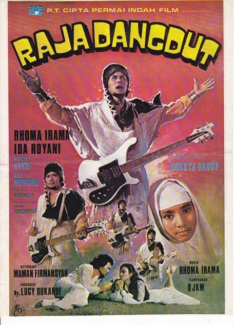 Download Film Raja Dangdut Rhoma Irama (1978) Full Movie