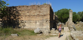 Taller o la Casa de Fidias, Olimpia.
