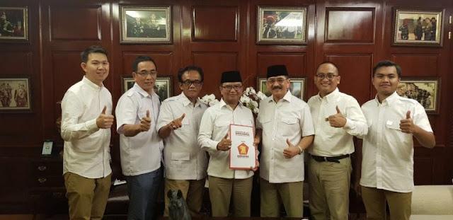 Pilgub Sulsel: Gerindra Alihkan Dukungan ke Agus-TBL