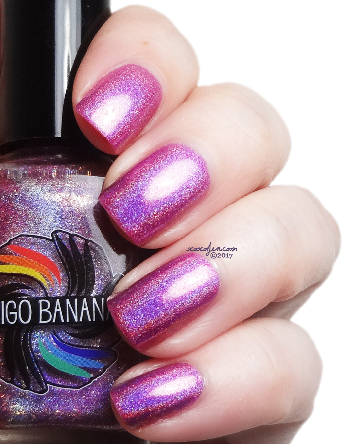 xoxoJen's swatch of Indigo Bananas Call Me Mabel