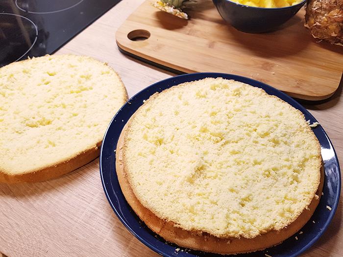 NUDE CAKE NAKED CAKE ANANAS BLOG NIMES NIMOISE 07