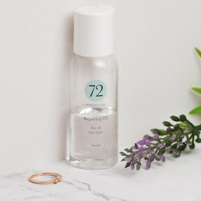 Lovelaughslipstick Blog - 72 Hair Repairing Oil Review