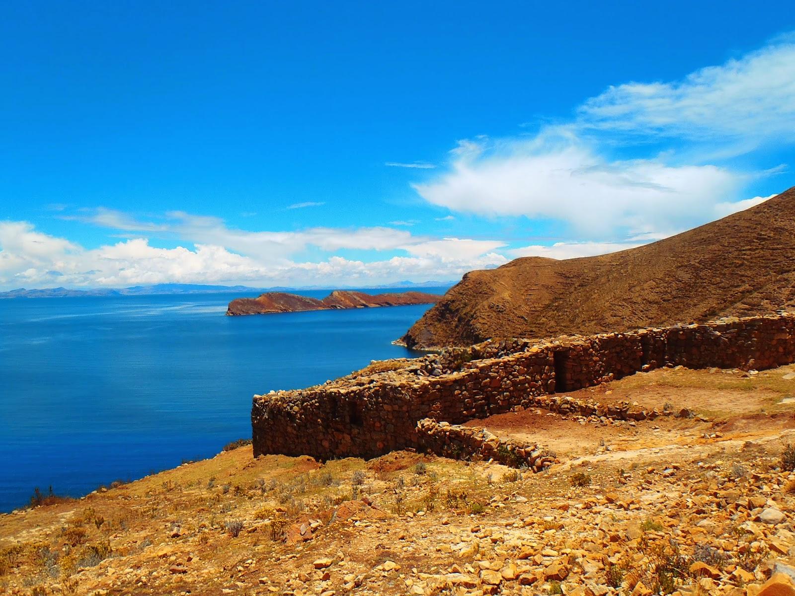 Hiking Isla del Sol - Birthplace of the Inca Empire!  |Isla Del Sol Copacabana