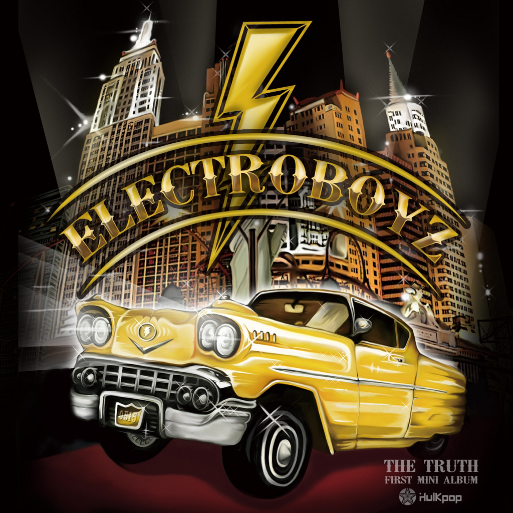 [EP] Electroboyz – The Truth