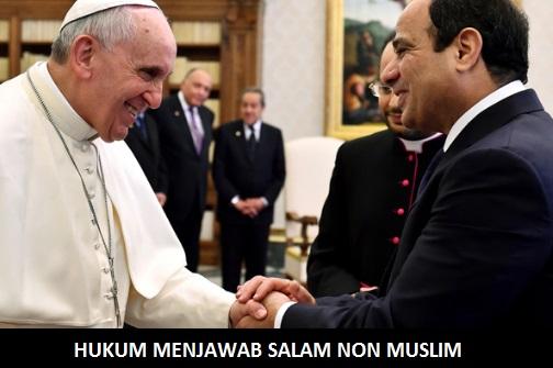 Cara Menjawab Salam Non Muslim Paling Benar 100%
