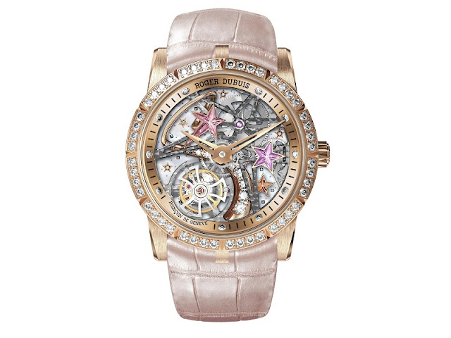 Excalibur Shooting Star makes for a stunning Valentine's Day gift for the woman of style