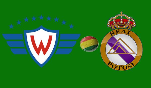 En vivo Wilstermann vs. Real Potosí - Torneo Apertura 2018