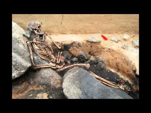 Γιγάντιος σκελετός ανακαλύφθηκε στη Βάρνα της Βουλγαρίας  ➕〝📷ΦΩΤΟ ➕📹ΒΙΝΤΕΟ〞