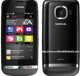 Nokia Asha 311 RM-714 Latest Flash File Free Download