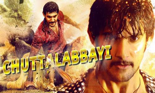Chuttalabbai 2016 DVDRip 1GB Hindi Dubbed 720p