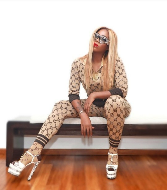 Stella Dimoko Korkus com: Singer Tiwa Savage Wins Best MVP