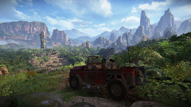 Uncharted game review