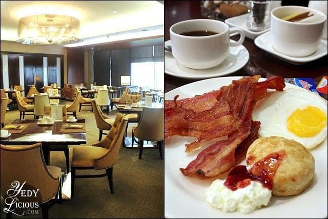 Breakfast Buffet at Oakroom Restaurant of Oakwood Manila