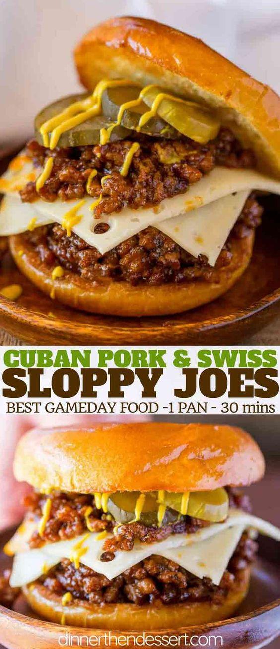 CUBAN SLOPPY JOES | Diana All Recipes