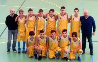 Baloncesto Aranjuez - Villa de Aranjuez